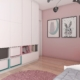 Tiuk Studio -projekt pokoju dziecka I pokój dziecka w domu I pokój dzieczynki I projektowanie wnetrz i aranżacja