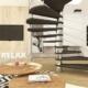 Tiuk Studio - projekt sypialni na poddaszu I aranżacja sypialnia z cegłą I projekt pokoju dziewczynki I aranżac