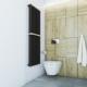 Tiuk Studio projekt łazienki w bloku I aranżacja łazienki tiuk studio projektowanie łazienek pierkary śląskie