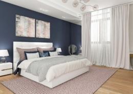 Tiuk Studio - projekt wnetrza kamienica Iprojekt sypialni wkamienicy Iprojektowanie wnetrz Siemianowice Śląski LOGO